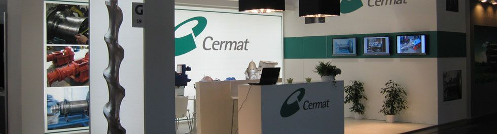 Expanding production site | News | Cermat Srl